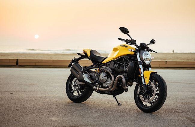 Ducati Monster 821 обновили, но при этом сохранили былую форму (ФОТО)