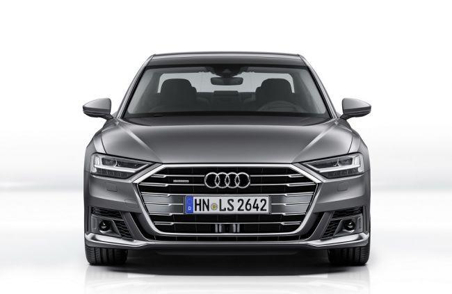 Новый Audi A8 стал спортивнее (ФОТО)