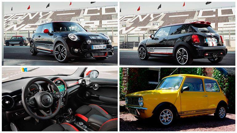 Bmw выпустила ограниченную серию Mini Cooper S Gt Edition