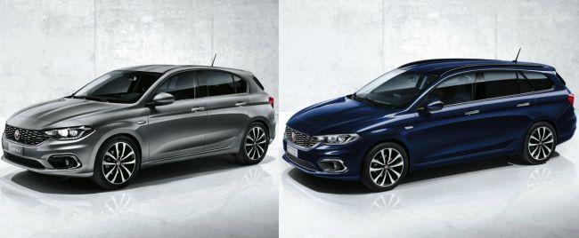 Fiat Tipo официально объявили о выходе новых версий Mirror и Street (ФОТО)