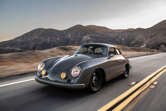 Emory Motorsport сделала идеальный Porsche 356 для музыканта Джона Оутса (ФОТО)
