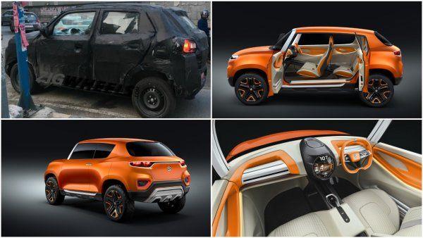 В сеть попал первый снимок нового хэтчбека от Suzuki (ФОТО)