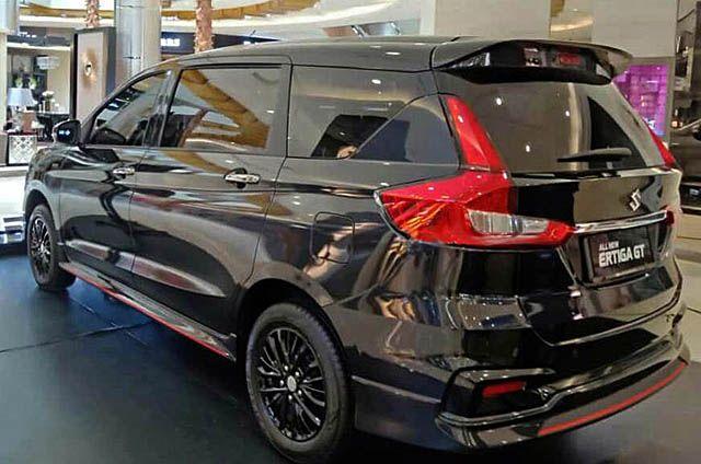 Suzuki Ertiga в спортивной и внедорожной версиях готов к выходу на рынок (ФОТО)