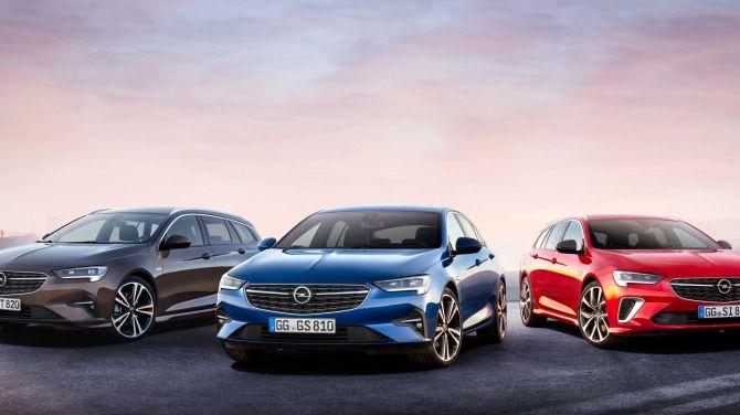 "Opel обновил ""подогретую"" Insignia"