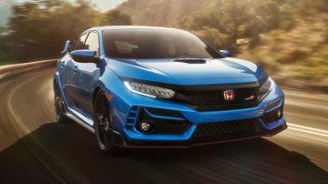 Honda Civic Type R 2020 модельного года представлена официально