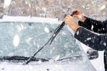 Как спасти «дворники» от примерзания зимой