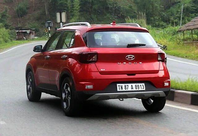 Hyundai Venue вышел на рынок с более мощным мотором
