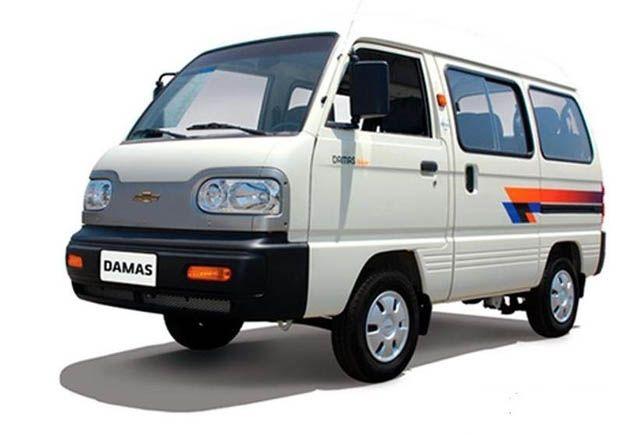 Chevrolet Damas и Labo получили казахстанскую прописку
