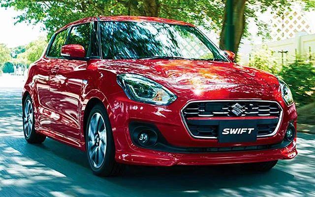 Свежий Suzuki Swift: маленький и больше не прожорливый (ФОТО)
