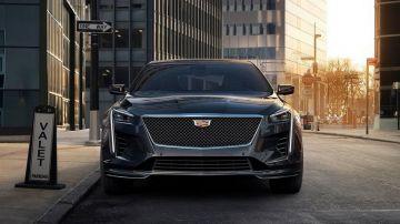 Cadillac снял с производства Cadillac CT6