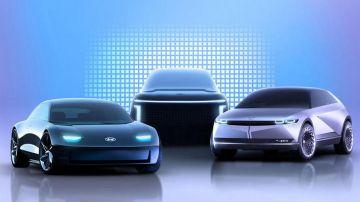 Hyundai представила новую платформу для электрокаров