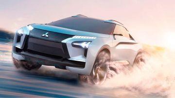 Mitsubishi готовит сверхмощный гибридный внедорожник