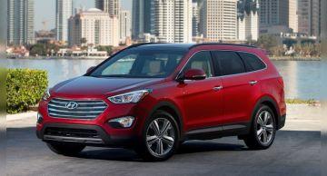 Компания Hyundai бесплатно заменит двигатель на Santa Fe и Sonata