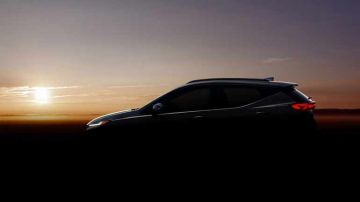 Chevrolet анонсировала новый электрокар Bolt EUV (ВИДЕО)
