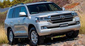 Компания Toyota представила новый внедорожник Land Cruiser Sahara Horizon