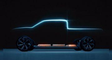 Стали известны некоторые подробности о новом электрическом пикапе Chevrolet