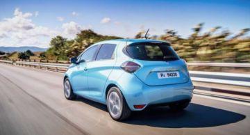 Компания Renault представила электромобиль Zoe в новой версии Venture