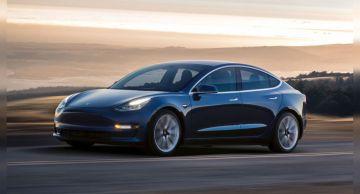 Компания Tesla обновила интерьер своей версии Model 3