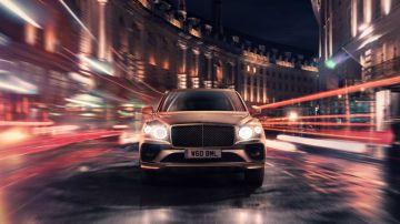 Bentley официально представила обновлённый кроссовер Bentayga Hybrid