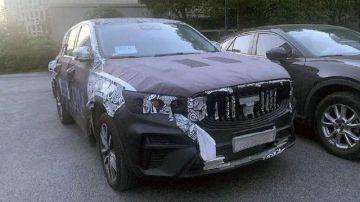Рассекречен дизайн новинки Geely на базе Volvo