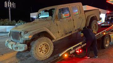 Владелец Jeep Gladiator лишился гарантии за езду по бездорожью