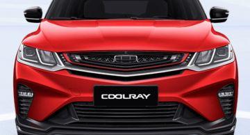 Geely Coolray назвали лучшим бюджетным авто 2020 года