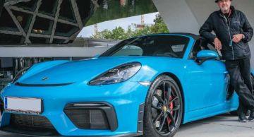 80-летний фанат Porsche купил 80-й спорткар бренда