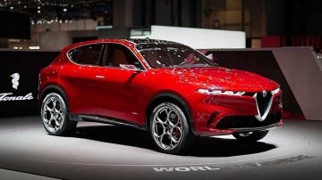 Fiat Chrysler представит три новых кроссовера