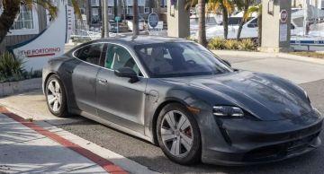 Porsche Taycan пересек США за 44 часа и побил рекорд Tesla
