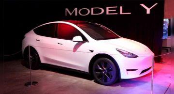 Стартовали продажи электрокроссовера версии Tesla Model Y