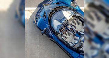 Суперкар Pagani Huayra R с безнаддувным V12 показали на видео