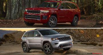 Параллельные вселенные: чем Jeep Grand Cherokee L 2021 отличается от Grand Cherokee 2021?