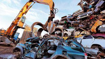 В Финляндии избавляются от автохлама и помогают гражданам приобрести машины