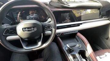 Названа дата премьеры нового большого кроссовера Geely на платформе Volvo