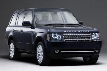 С большим экраном: шпионы засняли интерьер нового Range Rover