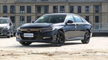 В 2020 году Honda Accord опередил по популярности Toyota Camry