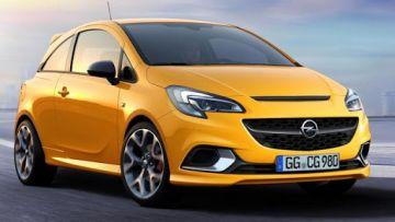 Компания Opel будет выпускать «заряженную» версию Corsa
