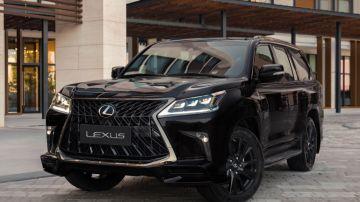 Lexus может выпустить новый рамный внедорожник
