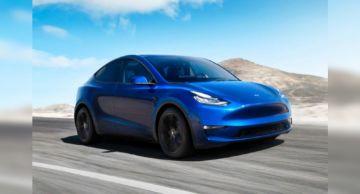 Семиместную версию Tesla Model Y показали на видео
