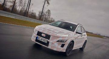 Компания Hyundai рассказала подробности о новом Kona N