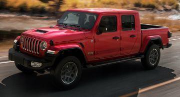 Jeep Gladiator поступил в продажу в Европе с дизельным 3.0 V6 на 260 л.с.