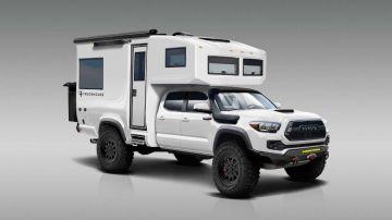 Компания TruckHouse представила кемпер-вездеход BCT Tacoma 4×4 Camper