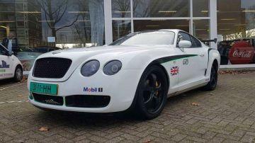 Старую Toyota Supra переделали в Bentley (ФОТО)