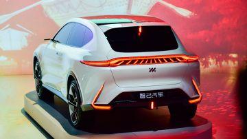 Компания SAIC представила электромобили под новой маркой IM