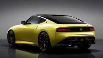Новый спорткар Nissan Z засветился на патентных изображениях