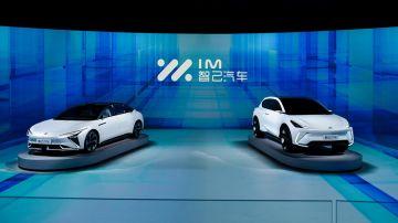 Alibaba представил электрокар с запасом хода в 1 тыс. км