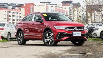 Купе-кросс Volkswagen Tiguan X продается намного хуже стандартной версии