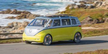 Электрический минивэн Volkswagen ID.Buzz задерживается еще на год