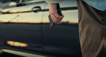 Samsung представил технологию цифрового ключа для авто