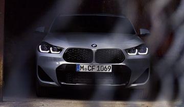 Представлен BMW X2 в стильной версии M Mesh Edition